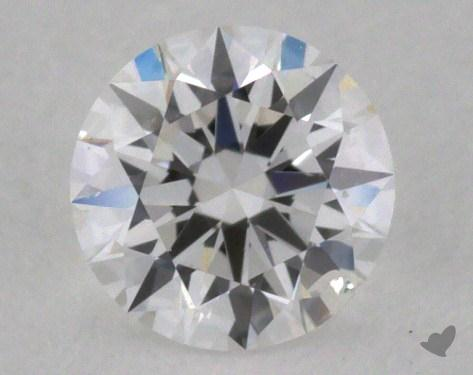 0.30 Carat E-I1 Excellent Cut Round Diamond