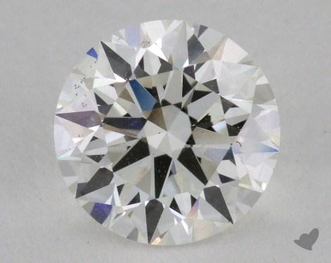 2.08 Carat G-VS2 Excellent Cut Round Diamond