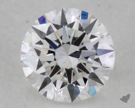 0.30 Carat E-VS2 Excellent Cut Round Diamond