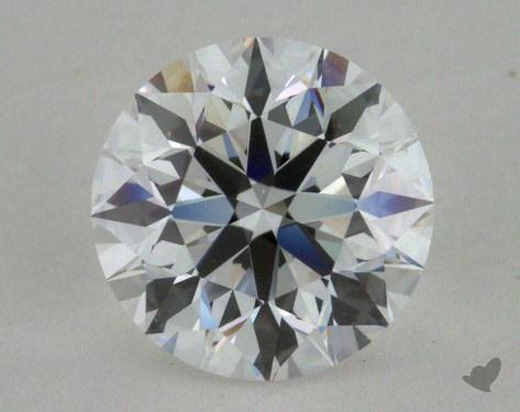 1.01 Carat E-VVS1 Excellent Cut Round Diamond