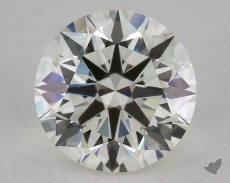 1.21 Carat J-VVS2 Excellent Cut Round Diamond