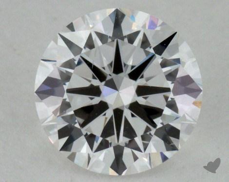 1.01 Carat E-SI1 Good Cut Round Diamond