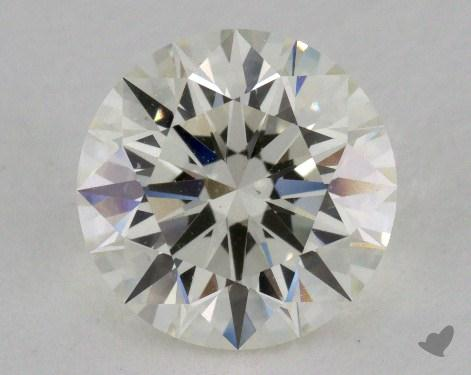 1.55 Carat K-VS2 Excellent Cut Round Diamond