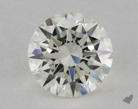 1.01 Carat K-IF Excellent Cut Round Diamond