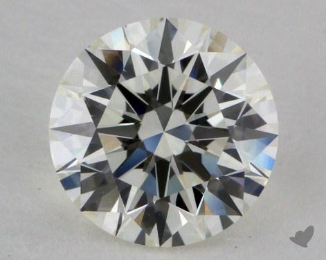 1.31 Carat K-VVS1 Excellent Cut Round Diamond