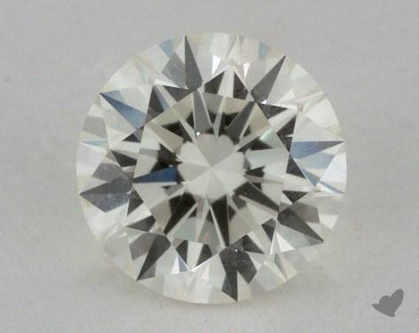 1.01 Carat K-VVS2 Excellent Cut Round Diamond