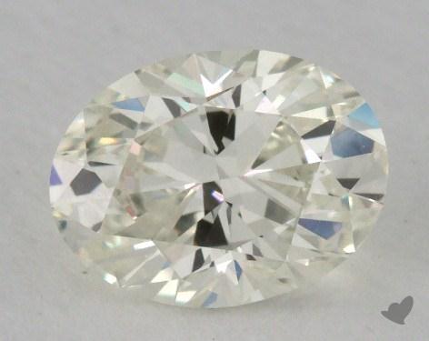 1.36 Carat K-VS1 Oval Cut Diamond