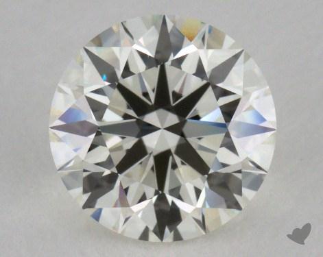 1.21 Carat J-VVS2 Excellent Cut Round Diamond