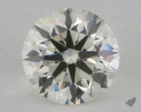 1.30 Carat K-VS2 Excellent Cut Round Diamond