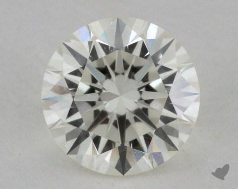 1.11 Carat J-VVS2 Excellent Cut Round Diamond
