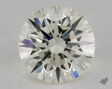 1.12 Carat K-VVS2 Excellent Cut Round Diamond
