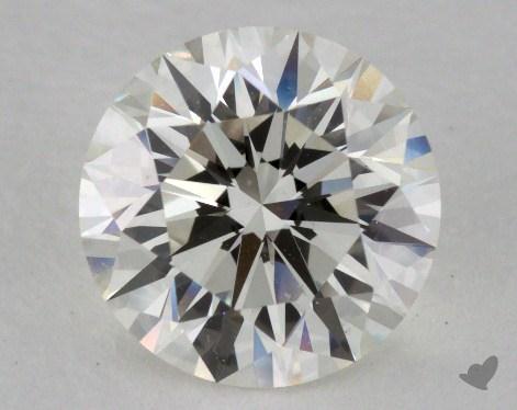 1.52 Carat I-VS1 Excellent Cut Round Diamond
