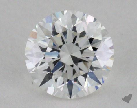 0.51 Carat D-VS2 Very Good Cut Round Diamond 