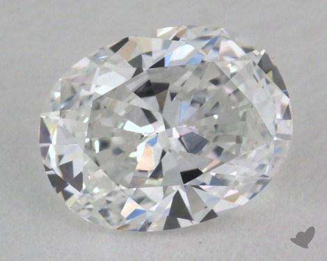1.02 Carat D-VS1 Oval Cut Diamond