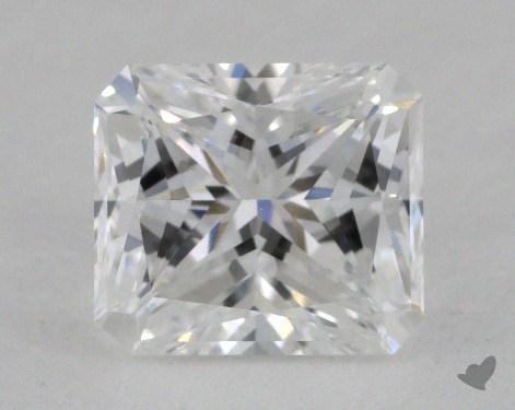 0.97 Carat E-VS1 Radiant Cut Diamond