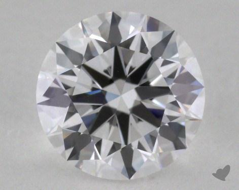 1.69 Carat D-VVS1 Excellent Cut Round Diamond