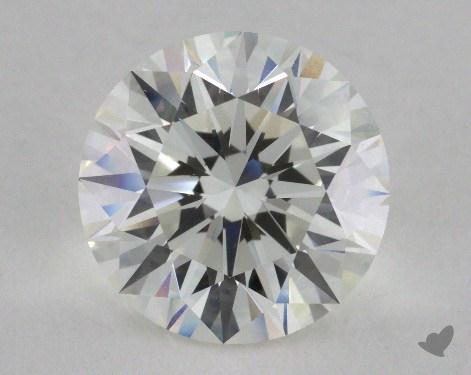 5.12 Carat G-VS1 Excellent Cut Round Diamond