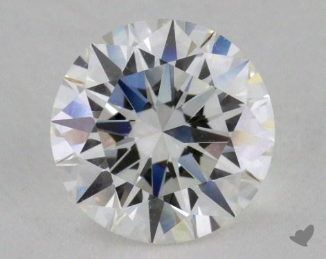 1.55 Carat F-VVS1 Excellent Cut Round Diamond