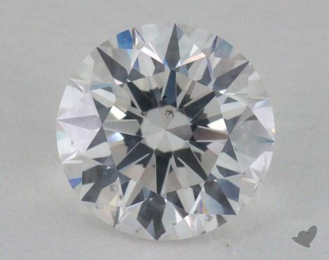 1.70 Carat H-SI2 Very Good Cut Round Diamond