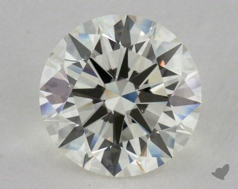 2.27 Carat K-VVS2 Excellent Cut Round Diamond