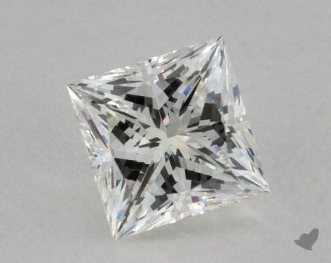 2.15 Carat H-VS1 Very Good Cut Princess Diamond