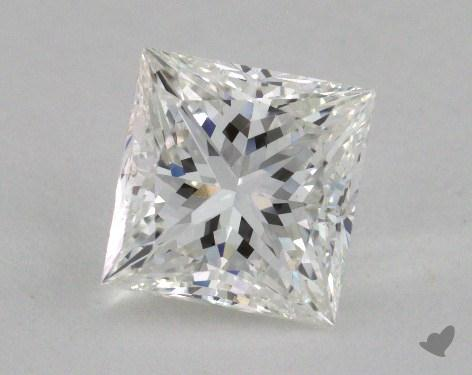 2.03 Carat G-VS1 Princess Cut Diamond