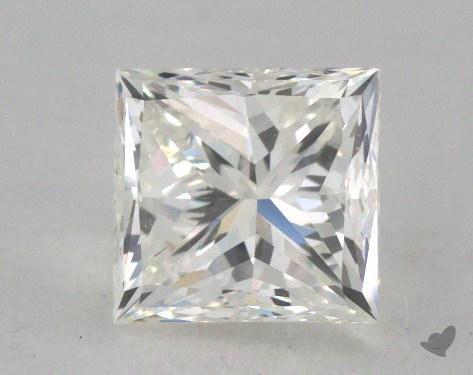 1.01 Carat I-VVS1 Very Good Cut Princess Diamond