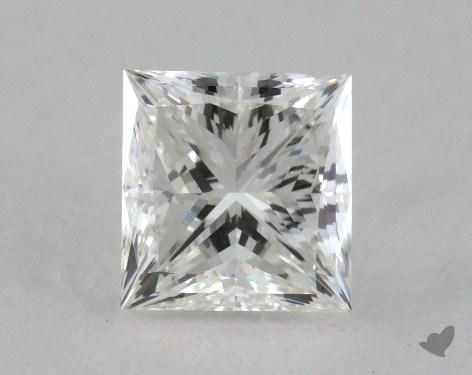 1.03 Carat F-VVS2 Very Good Cut Princess Diamond