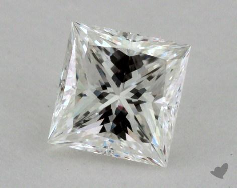 0.54 Carat H-VVS2 Princess Cut  Diamond