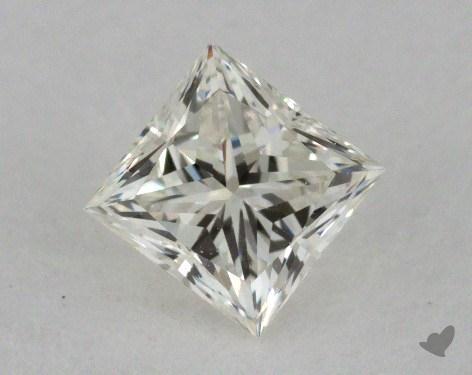 0.57 Carat J-VVS2 Ideal Cut Princess Diamond