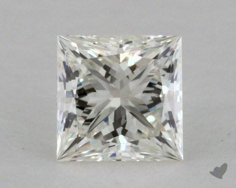 0.55 Carat I-VVS1 Ideal Cut Princess Diamond