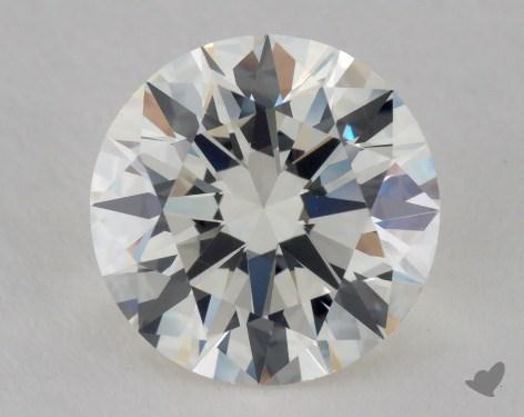 1.97 Carat J-VS1 Very Good Cut Round Diamond