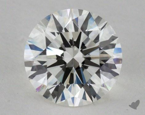 1.39 Carat G-VVS2 Excellent Cut Round Diamond