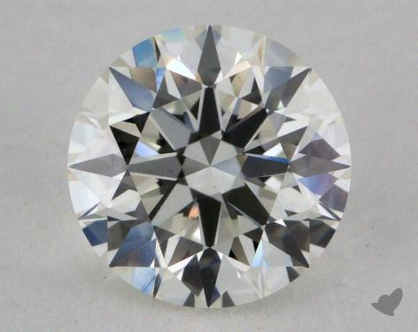 1.21 Carat J-VS2 Excellent Cut Round Diamond