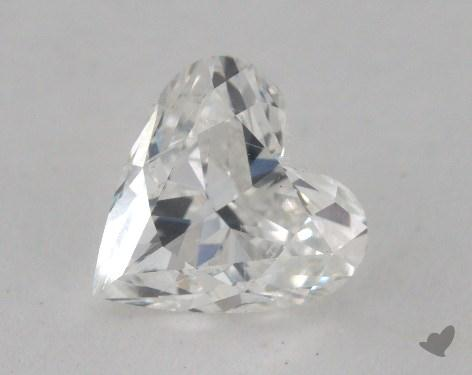 1.01 Carat G-SI1 Heart Shape Diamond