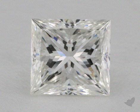 1.54 Carat G-VS1 Ideal Cut Princess Diamond