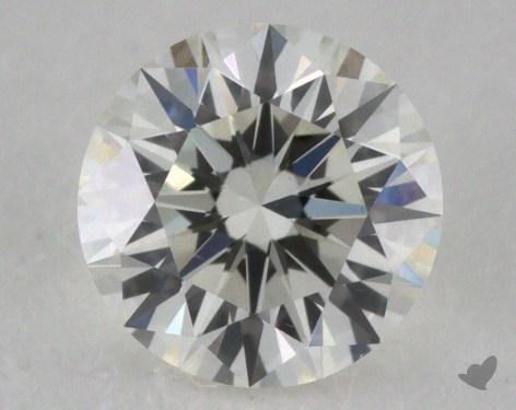 0.55 Carat I-VS1 Excellent Cut Round Diamond