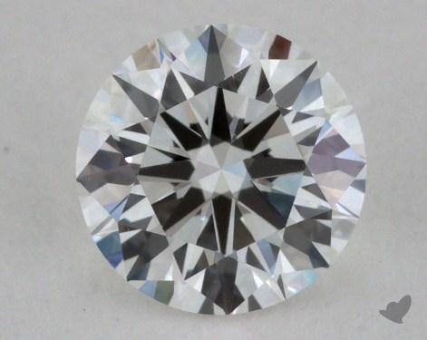 0.70 Carat G-VVS1 Excellent Cut Round Diamond