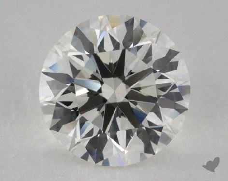 2.05 Carat J-VS1 Excellent Cut Round Diamond