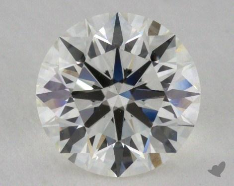 1.32 Carat I-VS1 Excellent Cut Round Diamond
