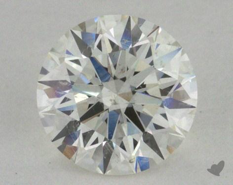 1.07 Carat I-SI2 Excellent Cut Round Diamond