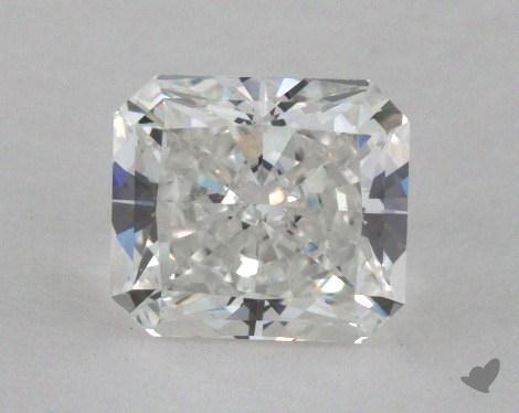 <b>1.01</b> Carat G-VVS1 Radiant Cut Diamond