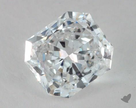 2.01 Carat D-IF Radiant Cut Diamond