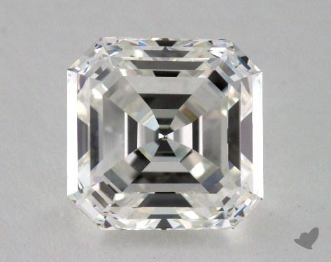 3.40 Carat G-VVS2 Asscher Cut Diamond