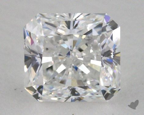 1.20 Carat D-VVS2 Radiant Cut Diamond