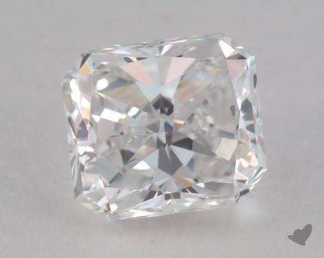 0.81 Carat E-VS1 Radiant Cut Diamond