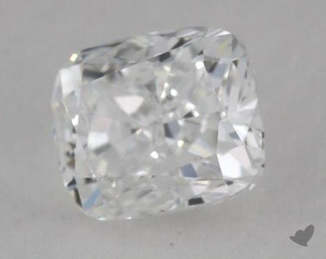 1.00 Carat E-VVS2 Cushion Cut  Diamond