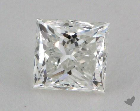 0.80 Carat G-VVS1 Very Good Cut Princess Diamond