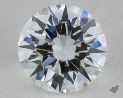 0.70 Carat E-VS1 Very Good Cut Round Diamond