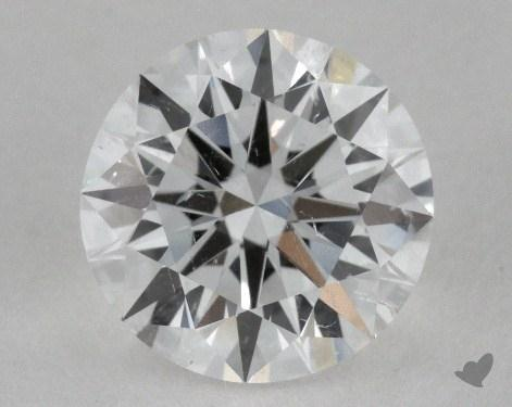 1.04 Carat E-SI2 Ideal Cut Round Diamond